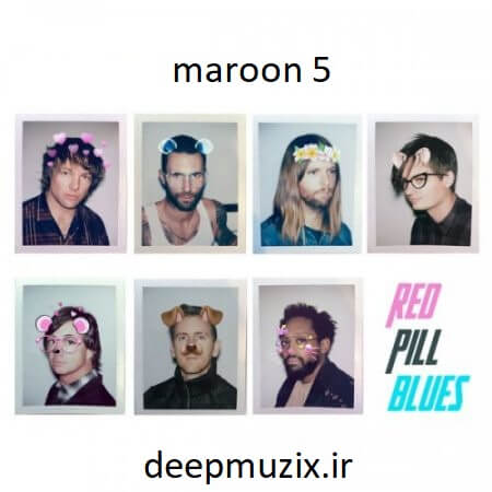 Maroon5 Red Pill Blues
